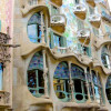 Casa Batllo, Barcelona during our cooking vacation with www.frenchescapade.com-cultural-batllo