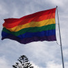 Drapeau gay de Castro lors des visites privees en français de San Francisco avec www.frenchescapade.com