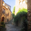 Medieval Village during the Painting Workshop Spain with www.frenchescapade.com