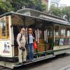 Cable-car Visite en francais de la prison d'Alcatraz lors de la visite privée de San Francisco avec www.frenchescapade.com