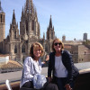 Barcelona cathedral during the cooking Workshop Spain with www.frenchescapade.com