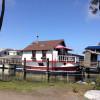 Maison sur pilotis a Sausalito lors de la visite privée de San Francisco avec www.frenchescapade.com