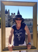 Painting in the Loire Valley