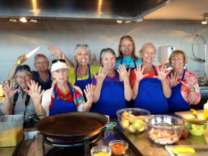 Cooking tour to Spain with www.frenchescapade.com